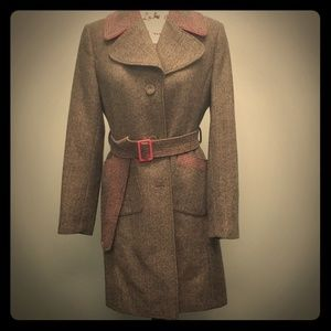Guess Trench Coat Med